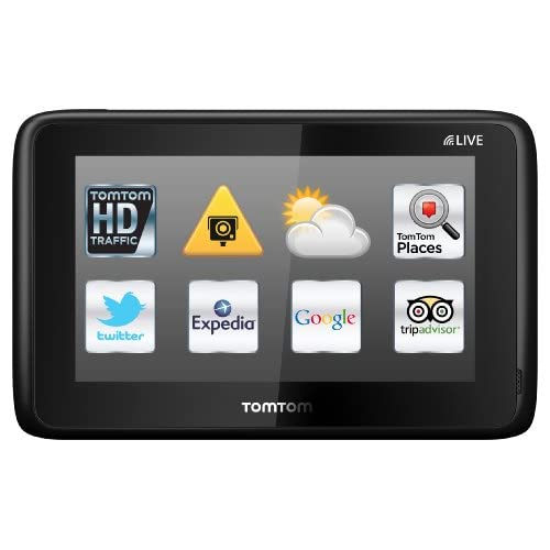 Comparer TOMTOM GO LIVE 1015 WORLD NOIR   