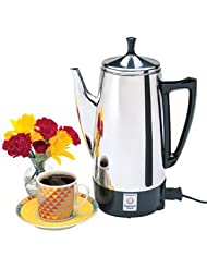Buy NATIONAL PRESTO INDISTRIES, Presto Coffee Maker (Catalog Category: Small Appliances Home Appliances) by NATIONAL PRESTO INDISTRIES