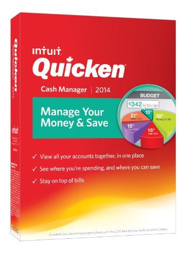 Intuit Quicken Cash Manager 2014