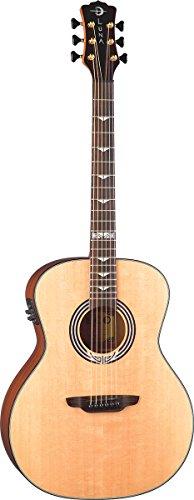 Luna Guitars Artist Deco Acoustic-Electric Guitar