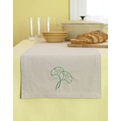 Martha Stewart Crafts Table Runner, Leaves