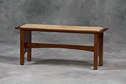 Bench For Nook Set with Cherry Finish