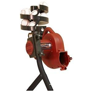 Buy Heater BaseHit Baseball Pitching Machine with BONUS Ball Feeder by Heater