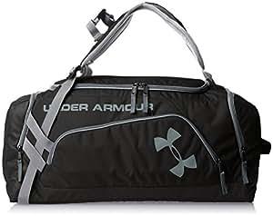 Under Armour Contain II Duffel Bag, Black,