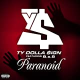 Paranoid (feat. B.o.B) [Explicit]:  One of the Top Rap Songs Title=