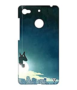 Vogueshell Spiderman Printed Symmetry PRO Series Hard Back Case for LeEco Le 1s Eco