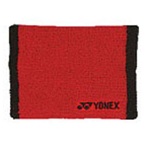 YONEX(ヨネックス) リストバンド AC487 (001)レッド F