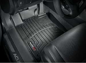 Amazon Com 2009 2013 Acura Tsx Black Weathertech Floor