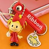 シトロン発売100周年記念 リボンちゃん携帯ストラップ RBNOPNST0501