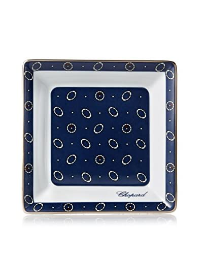 Chopard Limited Edition Chrono Accessory Pin Tray, Dark Blue/White