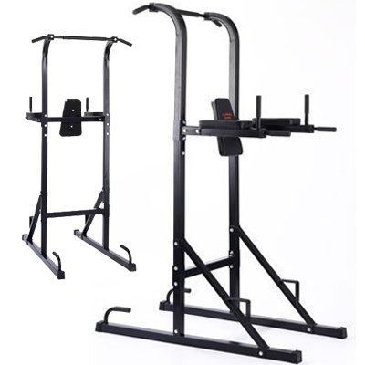 PureFitness & Sports Multi Gym Powerstation For Chin Ups, Pull Ups, Dips & Press Ups!