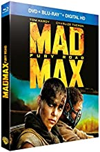 Mad Max : Fury Road [Combo Blu-ray + DVD + Copie digitale] [Combo Blu-ray + DVD + Copie digitale]