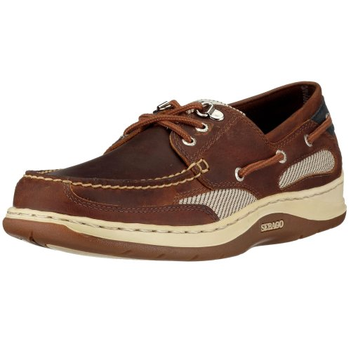 Sebago shoes B24367 Clovehitch II Walnut Brown, Größe:EUR 46
