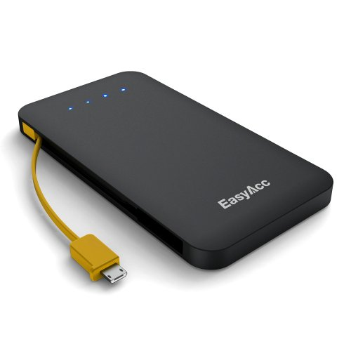 EasyAcc 5000mAh Dual USB Power Bank