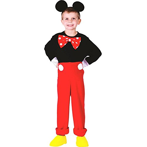 Mr. Mouse Costume - Size Toddler 2 front-471463
