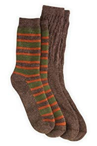 Tey-Art Alpaca Socks 2-pack