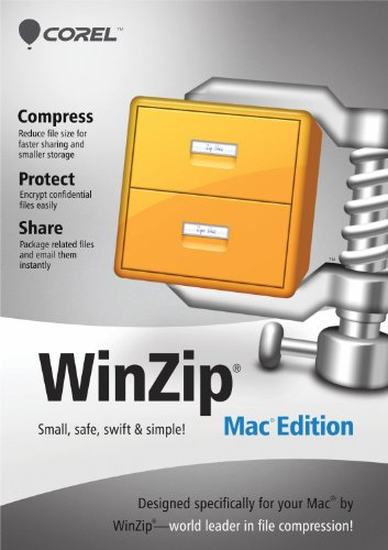 WinZip for Mac [Download] [Old Version]