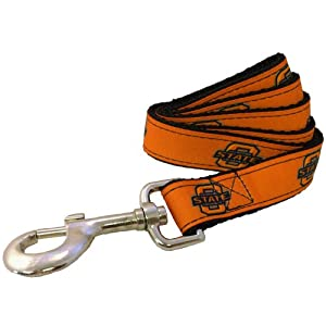 Buy NCAA Oklahoma State Cowboys Collegiate Dog Leash, Large by All Star Dogs