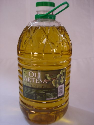 PURE 5L OLI ARTESA ピュア オリーブ オイル 5L 単品 業務用 スペイン産 100% 原料