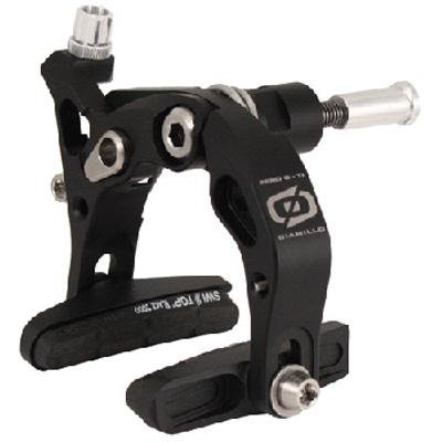 Ciamillo Components Zero G Ti Road Bicycle Brake Caliper Set - OG07TI