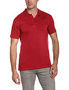 Oxbow Sedan Polo manches courtes homme Deep Red FR : S (Taille Fabricant : S)