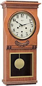 Hermle 70834 Keywind Westminster Chime Regulator Wall Clock