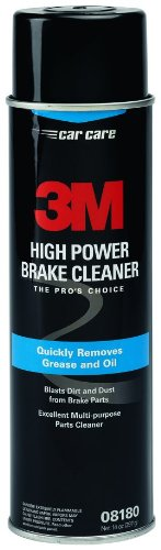 3M 08180 High Power Brake Cleaner - 14 oz.