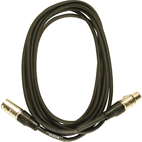 Live Wire Advantage Standard Exm Series Microphone Cable 15 Foot