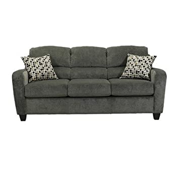 Queen Sleeper Sofa Color: Elizabeth Ash / Confetti Multi