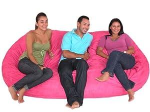 Cozy Sack 7.5-Feet Bean Bag Chair, X-Large from Amazon.com, LLC *** KEEP PORules ACTIVE ***