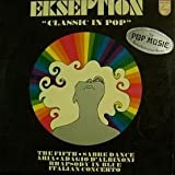 Ekseption - Classic In Pop - Philips - 6311 001