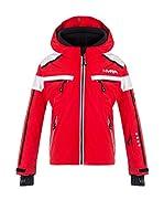 Hyra Chaqueta de Esquí Buffalo Junior (Rojo)