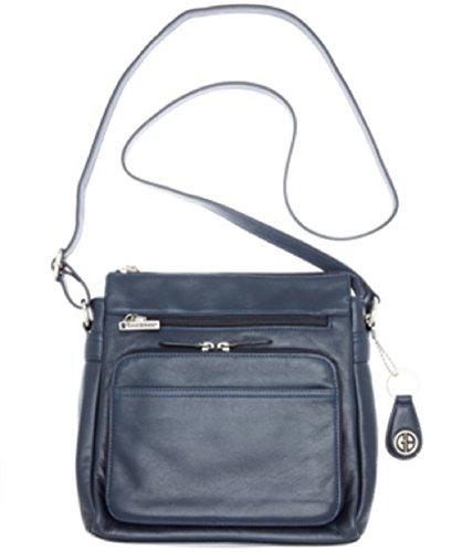giani-bernini-handbag-nappa-leather-front-zip-crossbody-navy