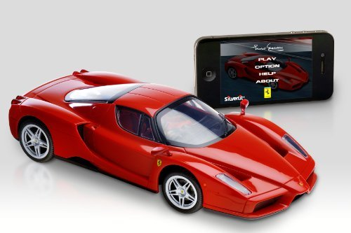 Silverlit Ferrari Enzo For Ipod, Iphone, And Ipad Toy, Kids, Play, Children front-798756