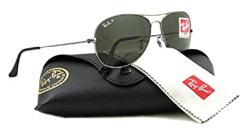 RAY BAN SUNGLASSES RB 3362 BLACK 004/58