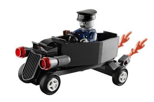 LEGO Monster Fighters: Zombie Chauffer Coffin Auto Setzen 30200 (Beutel)
