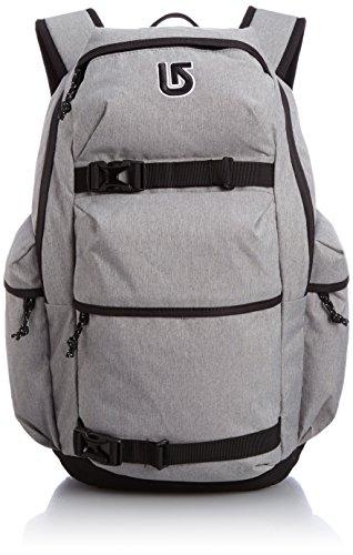 burton-unisex-alltagsrucksack-kilo-grey-heather-5-x-30-x-15-cm-27-liter-13649100079