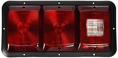 Bargman 3484009 Red Horizontal Light