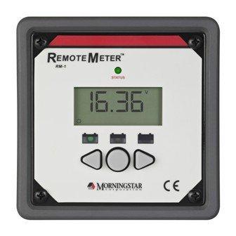 Morningstar Remote Meter- Rm-1