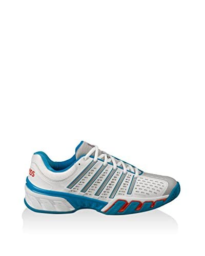 K-Swiss Zapatillas Ks Bigshot 2.5 Blanco / Azul