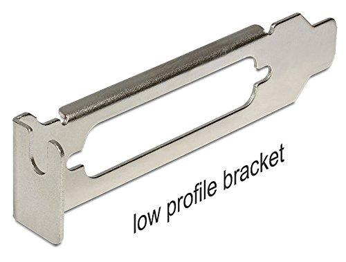 Slotblech Low Profile mit SUB-D