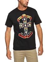 Guns N Roses Appetite Men's T-shirt Black