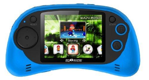 Im Game Handheld Game Player Blue - Im Game Gp120B
