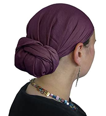 Solid Deep Purple Head Scarves Amazoncouk Clothing Head Scarves Fashion Uk