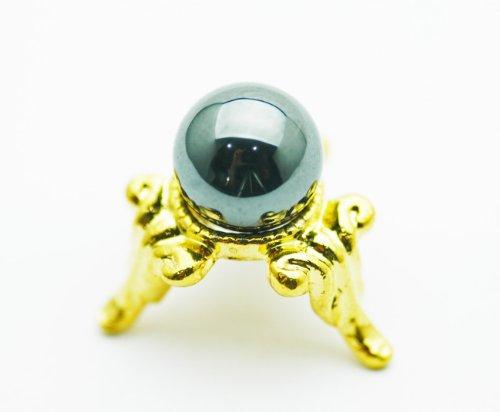 RainbowSpirit Hematite ball (12 mm)