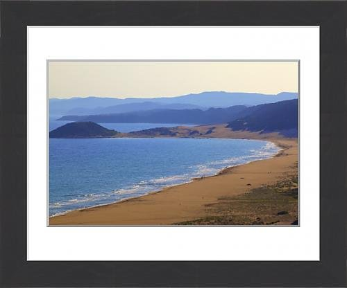 framed-print-of-golden-beach-karpasia-peninsula-north-cyprus-cyprus-mediterranean-europe