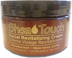 Shea Touch - Revitalizing Face Cream