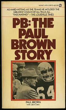 Pb Paul Brown Story