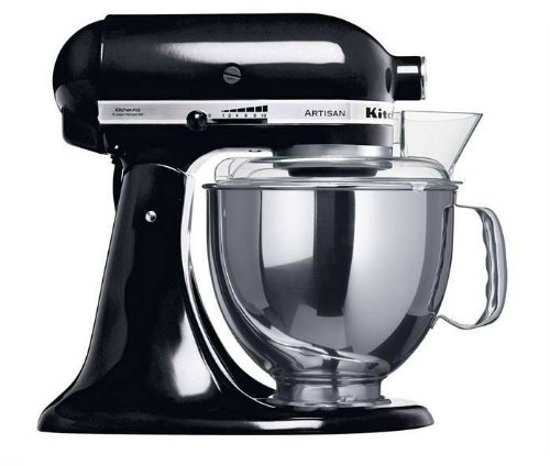 KitchenAid Artisan 5KSM150 Onyx Black 220 volt (WILL NOT WORK IN THE USA) Promo Offer