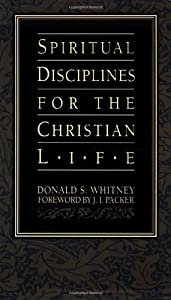 "Cover of ""Spiritual Disciplines for the C..."